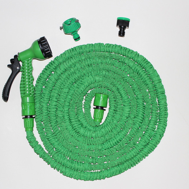 Expandable Garden Hose For Watering Greenhouse With Sprayer Nozzel High  Pressure Washer For Car Drip Irrigation