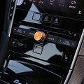 Аксессуары Для интерьера для infiniti Q50 крытый консоли регулятор громкости звука отрегулируйте ручку кнопку обложка стикер отделка рамки