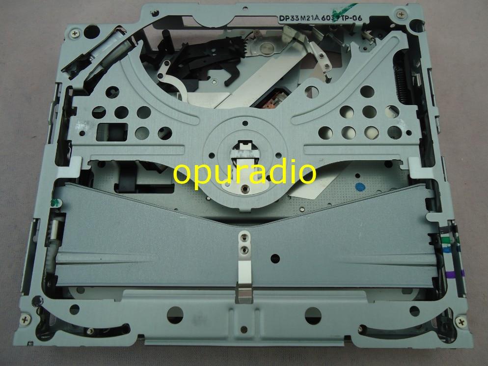 Alpine DVD mechanism loader DV35M110 DP33M21A for Infiniti Jee p Lexus Mercedes Landro car DVD ROM