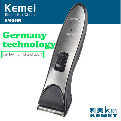 KM-3909 hair clipper professional cutter hair cutting machine haircut rechargeable beard trimmer for men kemei electric trimmer