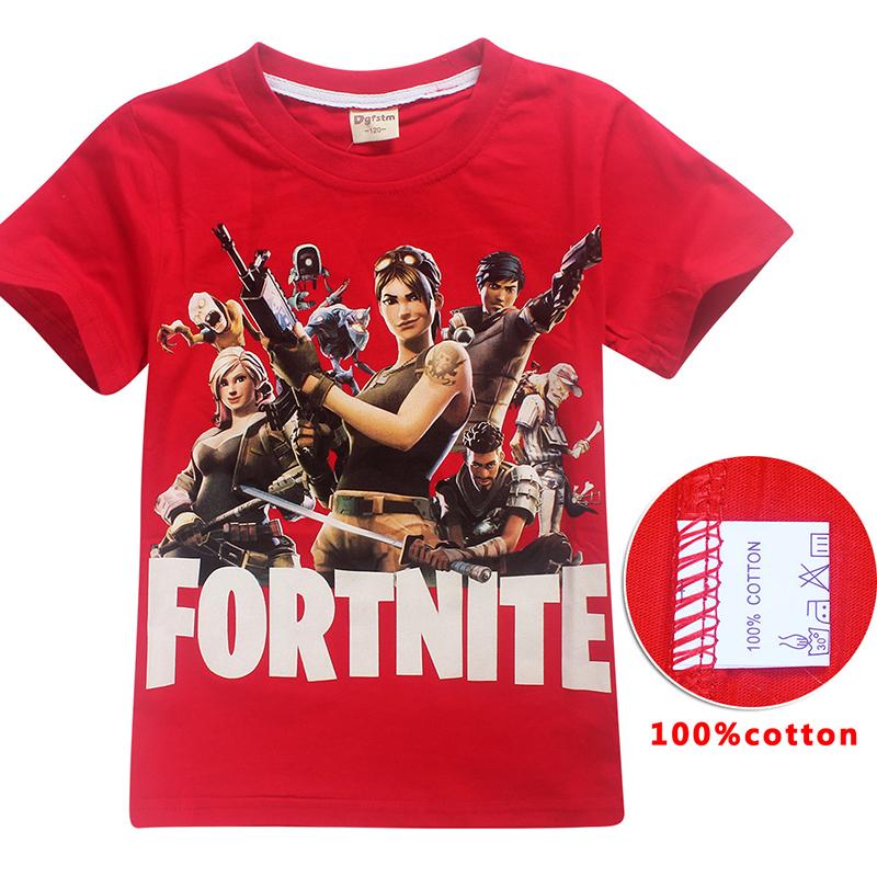 Comfortable Summer T Shirts Fortnite Battle Royale Legend Gaming