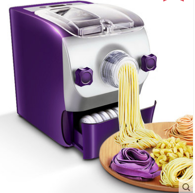 Noodle maker Noodle machine Household full automatic electric dumpling skin maker multifunctional small dough blender processor ce certificate automatic gyoza maker steamed dumpling make automatic stainless steel dough making machine chinese dumpling maker