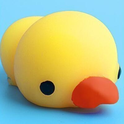 4 Yellow duck