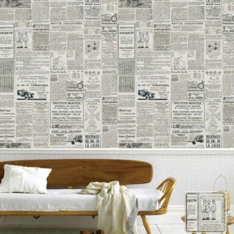 zeitung tapete kaufen billigzeitung tapete partien aus. Black Bedroom Furniture Sets. Home Design Ideas