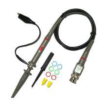 Проба осциллографа P6040 40 МГц X1 X10 осциллограф для исследования со съемной насадкой Бренд высокое качество