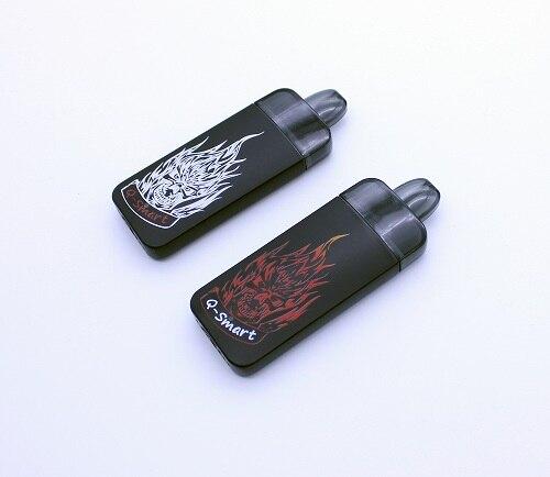 1 pc New product ashion Q-SMART 600mah 2.0ml vapor...