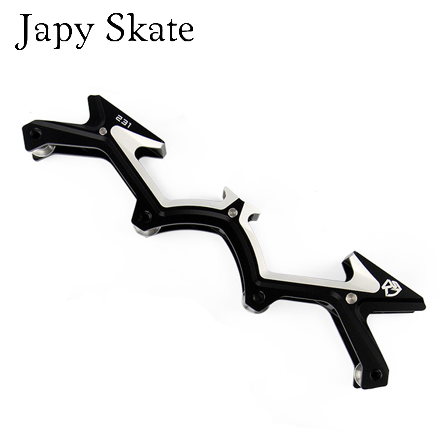 Japy Skate 2017 Original SEBA KSJ Rocking Frames Inline Skates Rockered Frames Rockering Basin Roller Skating