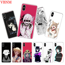 LEWD Sad Gift Luxury Silicome Phone Case For iPhone 7 8 6 6S Plus X 10 Ten 9 XS MAX XR 5 5S SE Art Customized Cover Cases Coque