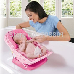 Summer Infant Mother's Touch Large Deluxe Baby Bather