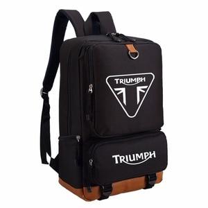 Image 2 - WISHOT triumph  backpack Men womens boy  Student School Bags travel Shoulder Bag Laptop Bags bookbag casual bag