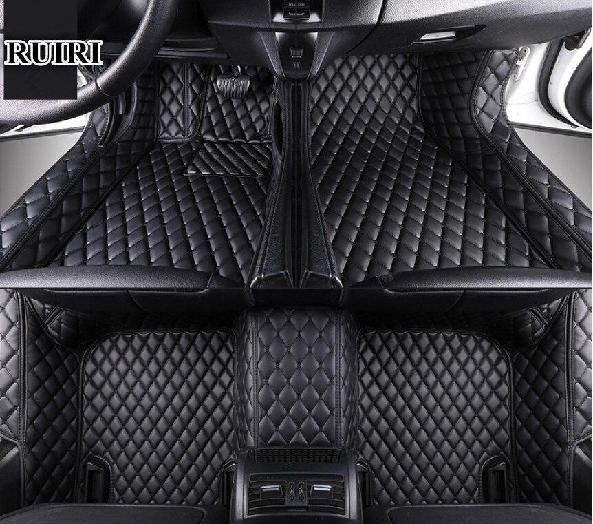 High Quality Mats! Custom Full Set Car Floor Mats For