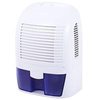 INVITOP Xrow-800 Portátil 1500 ml Desumidificador Casa Umidade Absorvente Desumidificador de Ar Para O Quarto de Banho Tranquilo Secador de Ar
