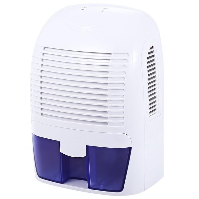 Invitop xrow 800 portable dehumidifier 1500ml household air dehumidifier for bedroom bathroom for Small dehumidifier for bedroom
