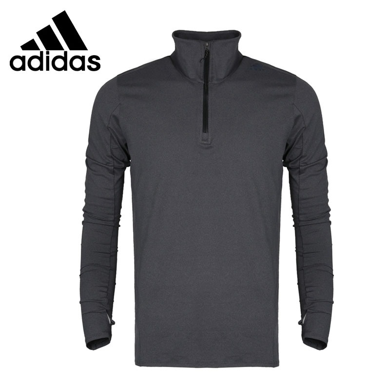 Original New Arrival Adidas SN 1/2 ZIP M Men's T-shirts Long sleeve Sportswear цена