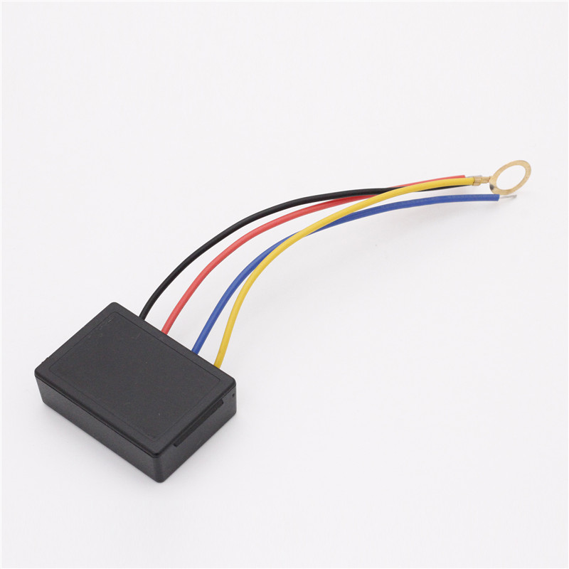 12V 12W Touch Switch ON/OFF Momentary Switch Floor Lamp ...