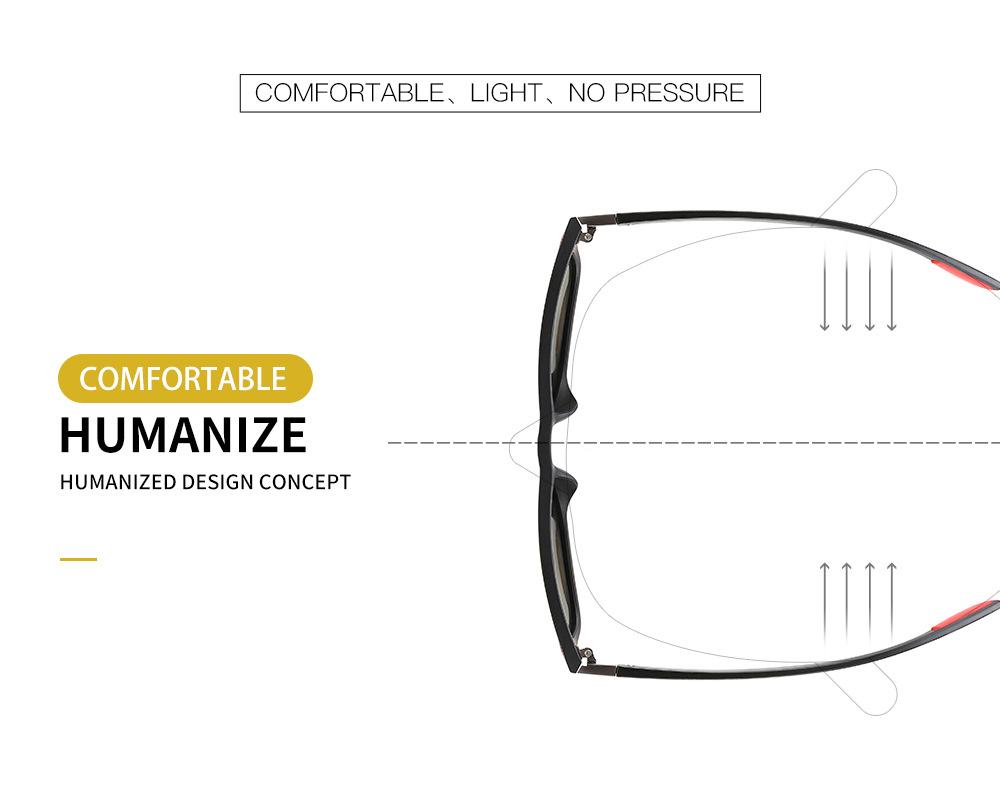 DJXFZLO Gafas de sol polarizadas 8
