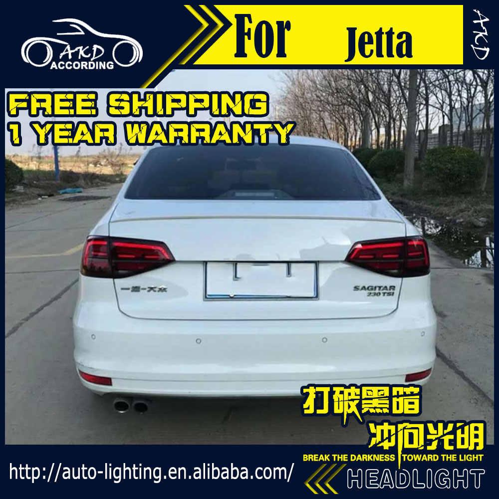 Akd Car Styling Tail Lamp For Vw Jetta Lights 2017 Gli