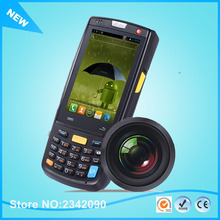 IData95W портативный qr-код 1,3 ГГц Android6.0 POS терминал 1D 2D лазерный сканер штрих-кодов с камерой wifi/4G/gps/Bluetooth/WCDMA