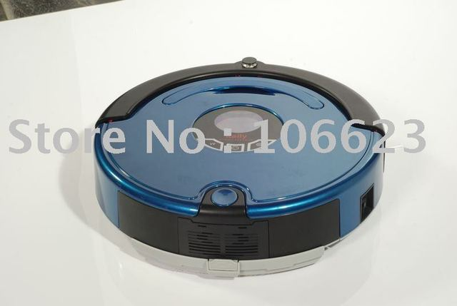 Wholesale Freeshipping KL214 High Quality Cheap Automatic Sweep Household Cleaner Robot Vacuum Virtual Wall Charging Stat