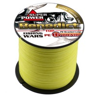 Supper Hollowcore Sea Fishing Line 300M 328yards 16strands Strong Braided Wires Rope 0 16mm 0 70mm