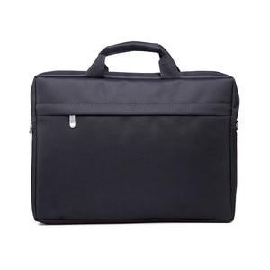 "Image 2 - Hot Sales General Size 14""15""15.4""15.6"" Laptop Zippe Handle Shoulder Messenger PC Carry Bag Pouch Case For Asus Acer Macbook"