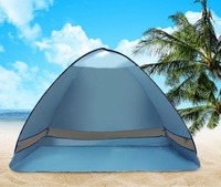 10 PCS LOT Wholesale 1 2 Person Use Anti UV 200 120 130CM Sun Shelter Beach