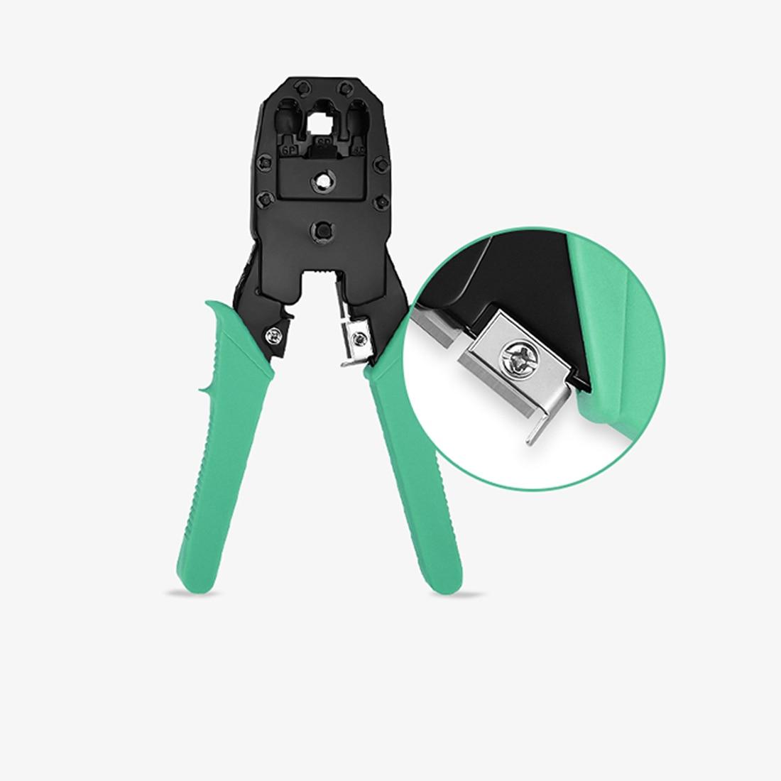 1 unids nuevas redes Multi herramienta RJ45 RJ11 alambre Cable alicate doblar PC herramientas de mano de alta