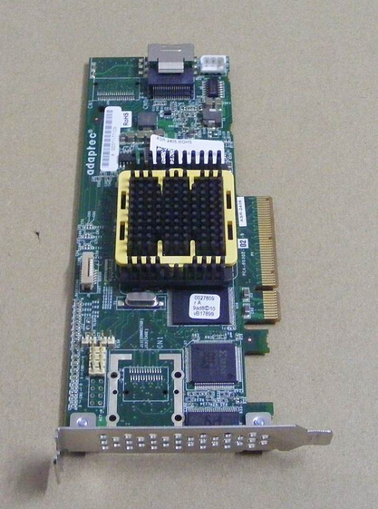 Raid Card For 2405 ASR-2405 ROHS/128MB SAS Original 95%New Well Tested Working One Year Warran