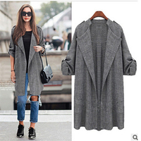 Maternity Thin Coat Long Loose Cardigan Fashion Trench Coat For Pregnant Women Pregnancy Coats Plus Size