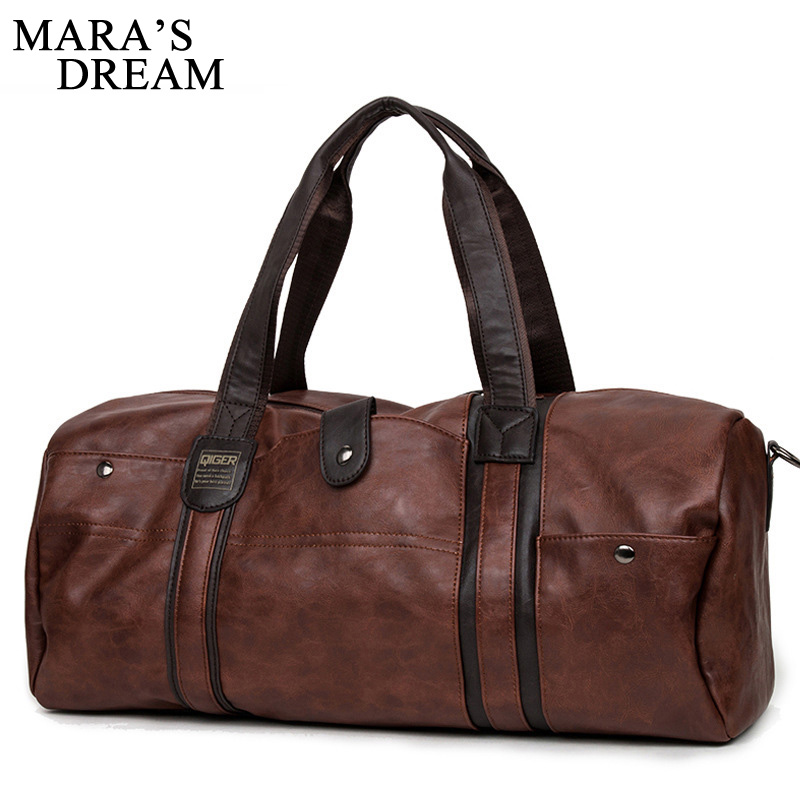 Aliexpress Com Buy Mara S Dream 2018 Oil Wax Leather Handbags For