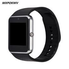 Smart Watch GT08 Clock Support TF Card And Sim Card Wearable Bluetooth Watch for Android Phone Smartwatch Watch GT08 VS DZ09 U8