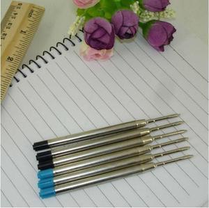 Image 5 - [4Y4A] 100 قطعة/الوحدة المعادن خرطوشة الحبر G2 عبوة القياسية حجم الكتابة الرصاص حجم 0.99 مللي متر القرطاسية اكسسوارات قطع غيار أقلام