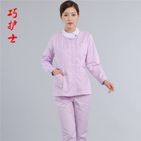 Hot Surgical Lab Coat Scrub Set New 2016 Women O Neck Hospital Medical Scrub Uniform Sets