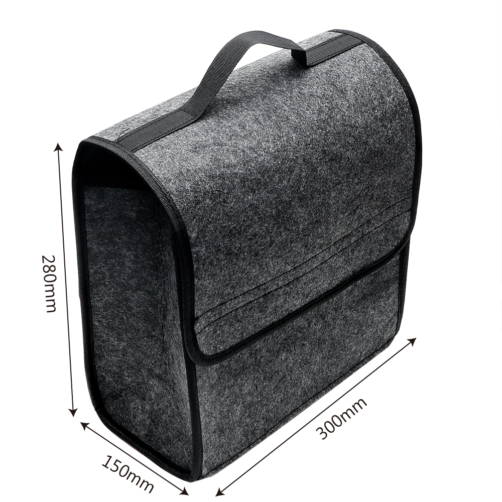 YOSOLO Car Storage Bag Trunk Organizer Box Folding Auto Rear Storage Pouch Stowing Tidying Seat Back Bag Car Styling Accessories in Stowing Tidying from Automobiles Motorcycles
