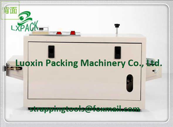 Lowest Factory Price Vertical Continuous film sealing machine plastic bag package machine vertical heating sealing machine