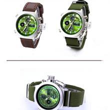 Unisex Dual Display Multifunction LED Women's Men's Sports Wrist Watch Gift