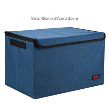 E-FOUR Trunk Bag Oxford Cloth Waterproof Rear Storage Stowing Tidying Stay Hold Anti-dirty Extend Car Space Elegant Color High C