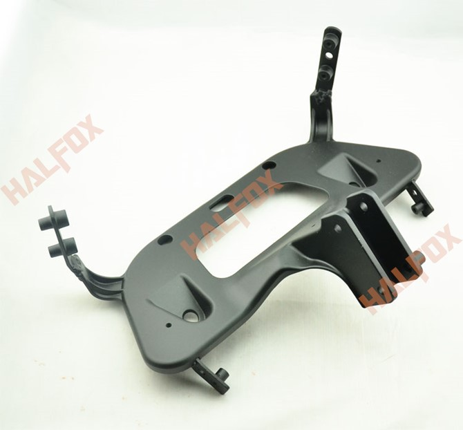 ФОТО Upper Front Fairing Stay Headlight Bracket For SUZUKI HAYABUSA 1999 2000 2001 2002 2003 2004 2005 2006 2007