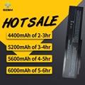 HSW 5200mah Laptop Battery for Asus N53S N53SV A32-M50 A32-N61 N53 A32 M50 M50s A33-M50 N61 N61J N61D N61V N61VG N61JA N61JV