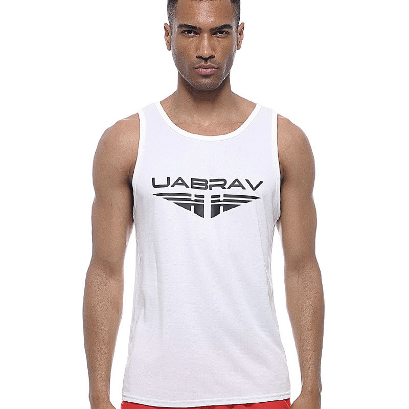 2017 Fitness Men Bodybuilding Tank Top Sleeveless Mens Clothing Singlet Quick Dry Vest Summer Fashion Workout Tank Tops Buy Now