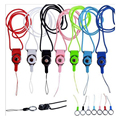 HOT sale2016 New 100pcs Telephone Neck Strap Squishy Fashion Universal Detachable Lanyard For Phone Neck Lanyards For Keys With