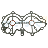 OVERSEE 66T 11193 A2 00 Head Cover Gasket Replaces For Yamaha Parsun Outboard Engine Motors 40HP