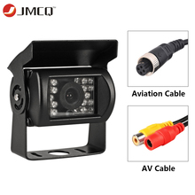 купить General Car Rear View Camera 18 LED infrared Night Vision Reversing Auto Parking Monitor CCD Waterproof 170 Degree HD Video онлайн