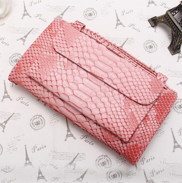 OZUKO новые сумки из натуральной кожи для женщин сумка Роскошные сумки на плечо для женщин дизайнер животных крокодил узор телефон клатч - Цвет: pink