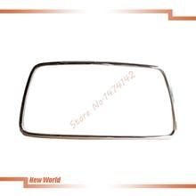 Auto styling Vorderen Stoßfänger Form Grill Chrom Für Mitsubishi Lancer X 10 2007-2014
