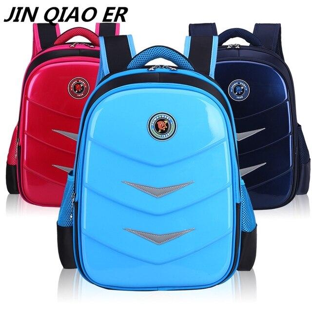 Waterproof Backpack Children School Bags Kids satchel orthopedic schoolbag  kids Primary school Backpack Girls Boys sac enfant 30b6fc8265c2b