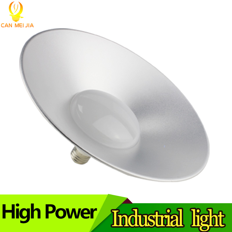 E27 LED <font><b>High</b></font> Bay Light Lamp 24W 36W 45W 65W Industrial Lighting Warehouse Fixture Factory Industry AC220V Cold White