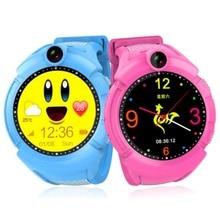 Q360 Детские умные часы с камерой GPS WIFI местоположение ребенка здоровье сна Smartband SOS Anti-Потерянный монитор трекер для baby Safe