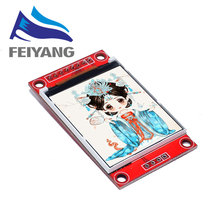 10PCS 1,8 inch TFT LCD Modul LCD Screen Modul SPI serielle 51 treiber 4 IO fahrer TFT Auflösung 128*160 für Arduino
