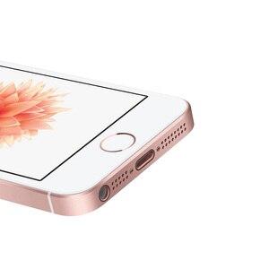 "Image 4 - Sbloccato originale di Apple iPhone SE LTE Telefono Cellulare 2GB di RAM 16/64GB ROM Dual core IOS a9 4.0 ""Touch ID 4G LTE Mobile Phone iphonese"